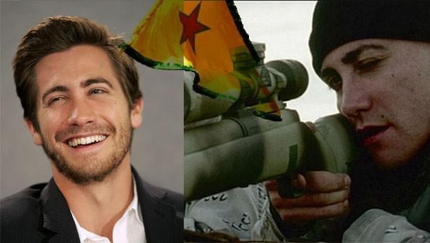 Hollywood fîlmê anarşîstên tevlî YPGê bûne, amade dike