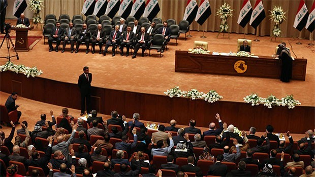 Dibe ku jineke Kurd bibe Seroka Parlamentoya Iraqê