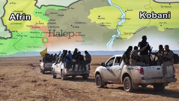 Amerîka û Tirkiye li ser vekêşîna hêzên PKKê li bakûrê Helebê rêkeftin!