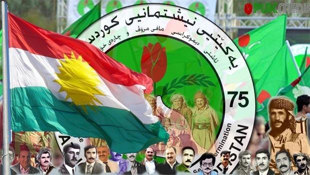 Heşdî şeibî ala Kurdistanê li ser binkeya YNKê anî xwar