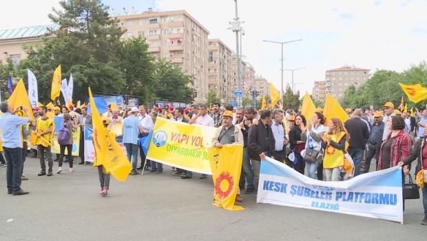 Li Diyarbekirê 1ê Gulanê tê pîrozkirin