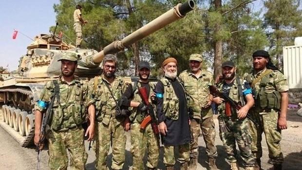 Tirkiye erebên sûrî ji bo operasyona Raqayê amade dike