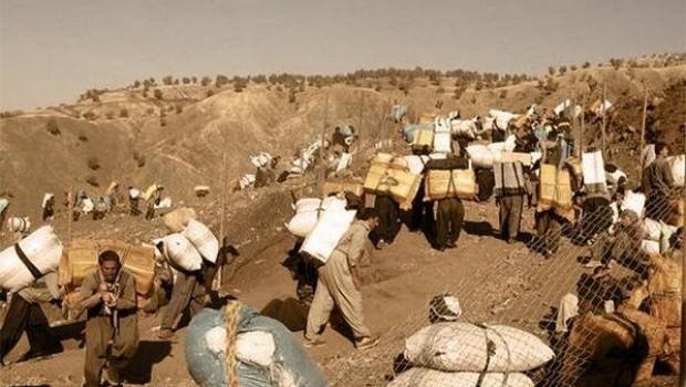 Li sînorê Îranê 39 kolberên kurd hatin kuştin
