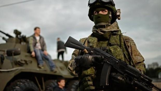 Rûsya ji ber gefa sinorê Ukrayna de hêz kom dike!