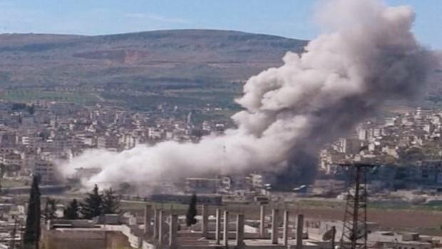 Bajarê Reqqa êrişa xwekujî
