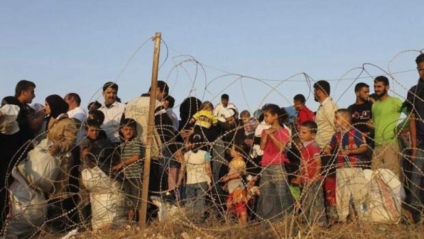 Kurdên penaber dixwazin vegerin axa xwe