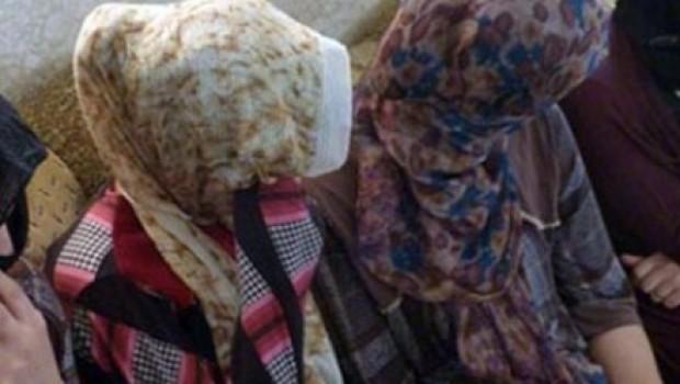 7 jinên Êzidî ji destê DAÎŞ'ê hat rizgarkirin