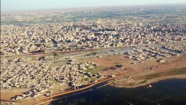 QSD: Piraniya bajarê Reqqa stand