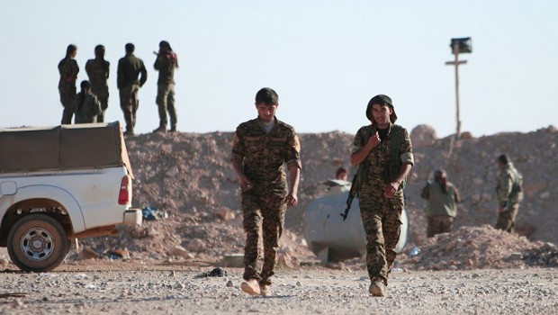 QSD: Li Reqqa serweriya DAÎŞ'ê dinav mehekî de diqede