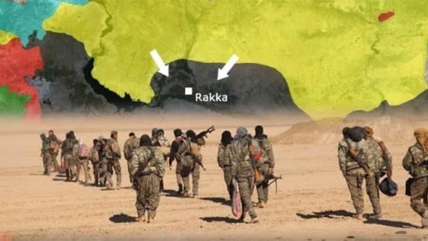 QSD'ê sedan 80 Reqqa ji DAÎŞ'ê paqijkir