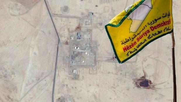 Rûsya noqteyên YPG`ê bombebaran dike