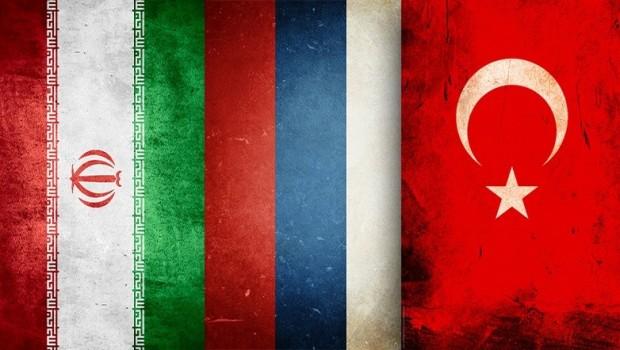 Rusya Tirkiye û Îran derbarê Efrînê de hevdîtinan pêk tîne