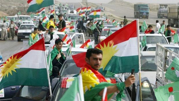 Pêkhateyên Kurdistanê ji bo serxwebûna Kurdistan mil badan!