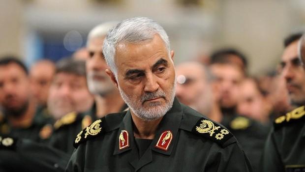 Îran: General Silêmanî plana Îsraîla duyem a li Kurdistanê têk bir
