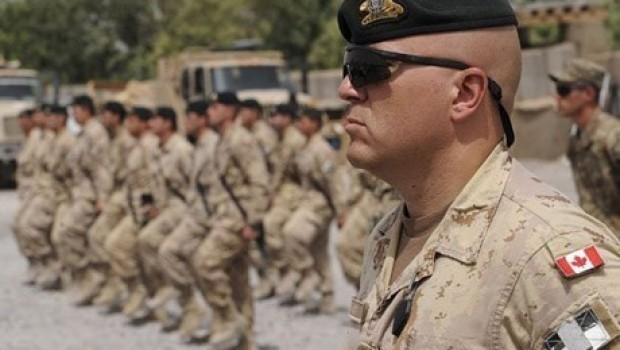 Kanada alîkariyên leşkerî bo Iraqê rawestand