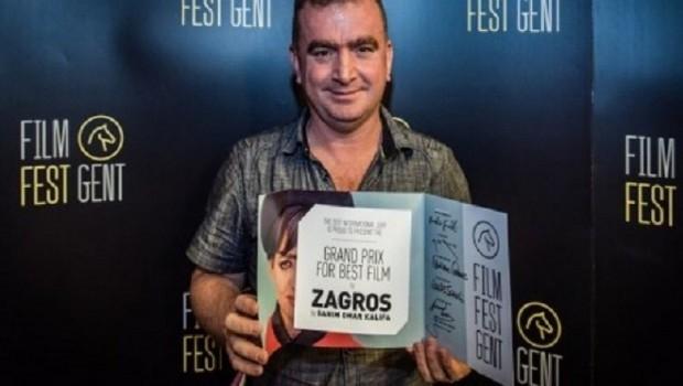 Fîlma 'Zagros' baştirîn xelata fîstevala fîlmên Belçîkayê werdigire