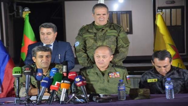 Rûsya: Em nikarin ji bo YPG civînên Cinêvê betal bikin