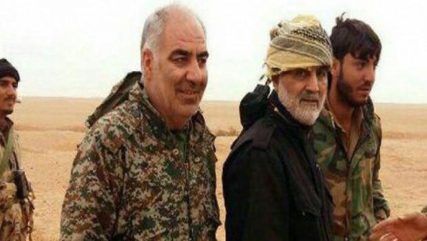 Fermandarê Îranî li Sûrîyeyê hat kuştin