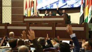 Parlementoya Kurdistan: Em biryara Dadgeha Federalî red dikin