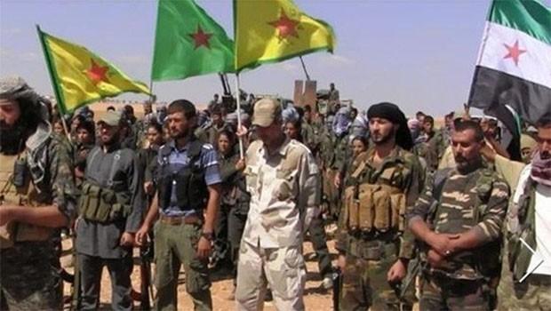 ASA: Em li pey fermandarên ereb ên di nav YPGê de ne