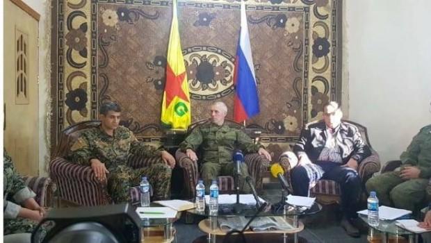 YPG: Bi alîkariya Rûsya û hevpeymanê me Dêra Zor kontrol kir