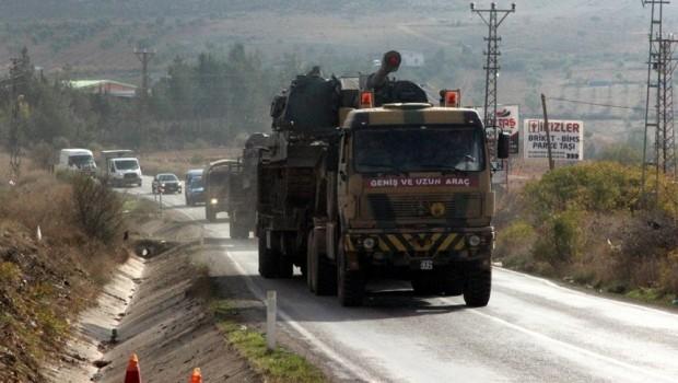 Artêşa Tirkiyeyê hêzeke din şand ser sînorê Efrînê