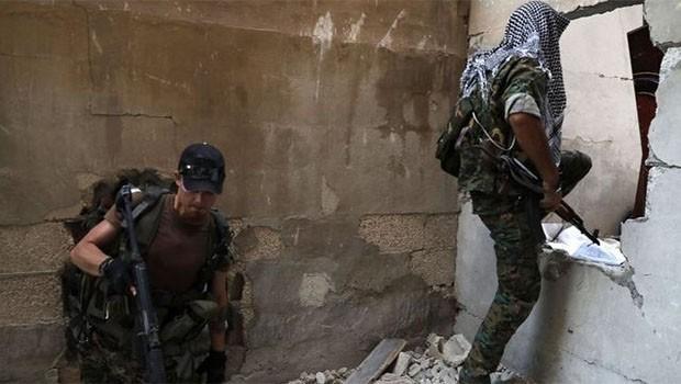 Amerîka li Rojava artêşeke nû ava dike