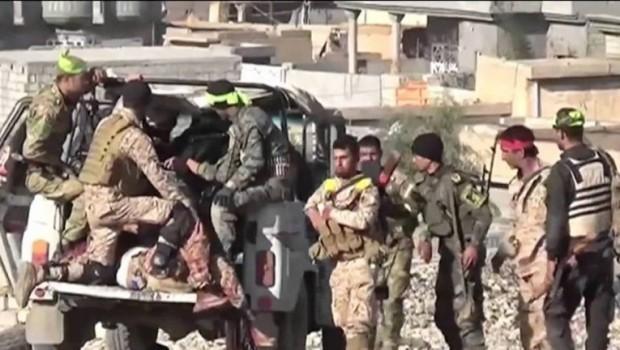 Li Xurmatû Çekdarên Heşda Şeibî û hêzên artêşa Iraqê li hev dan!