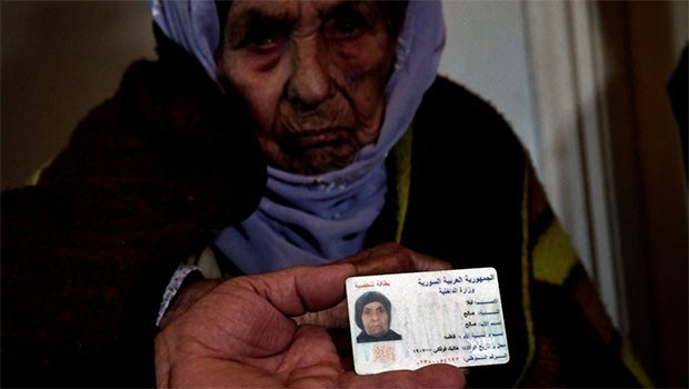 Leyla Saliha ji Kobanî ya 110 salî da ser rêyên Almanya