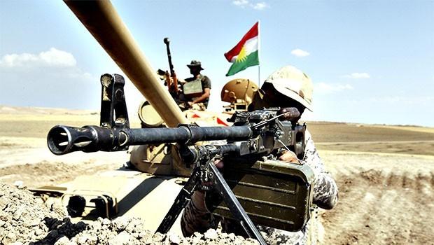 Pêşmerge û artêşa Iraqê li hev kirin