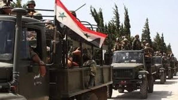 Rûsya: Artêşa Sûriyeyê baregeha leşkerî ya Amerîkayê dorpêç kir