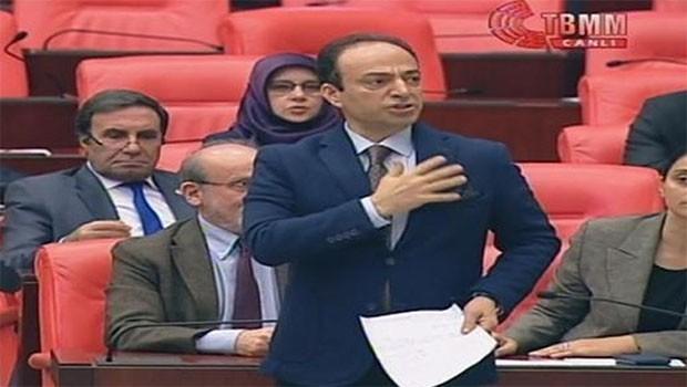 Ji Osman Baydemir re cezayê 'Kurdistanê' birîn