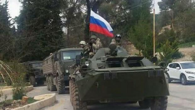 Rûsya: Leşkerên me yên li Efrînê vekişiyane herêmeke din
