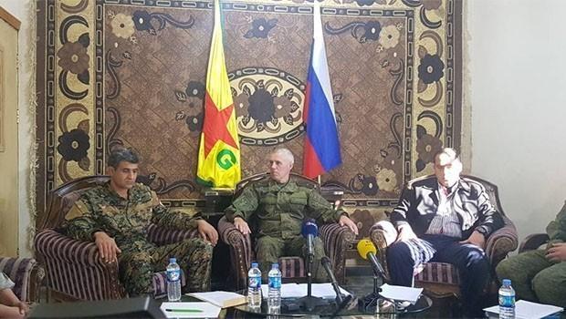 YPG: Rûsyayê xiyanet li Kurdan kir