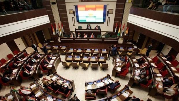 Parlamentoya Kurdistanê ji bo Efrîn dicive