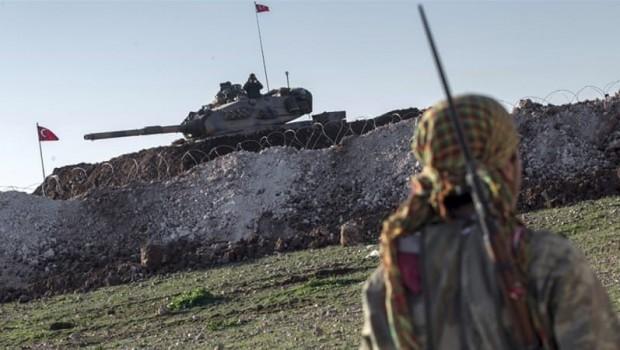 Daxuyaniya YPGê li ser bikaranîna çekên kîmyayî li Efrînê