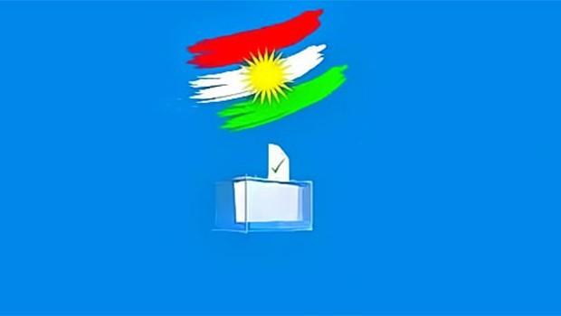 Dîroka hilbijartina Kurdistanê diyar dibe