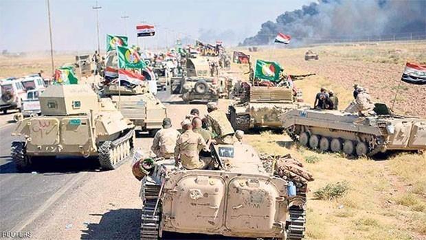 Pentagonê bikaranîna tankên Abramiz yên Amerîkî ji aliyê Heşda Şeibî ve piştrast kir