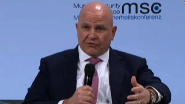 McMaster: Dema bersîvdan a Iranê hatiye