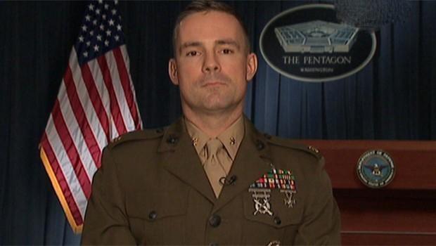 Pentagon: Li Efrînê sivîl tên kuştin