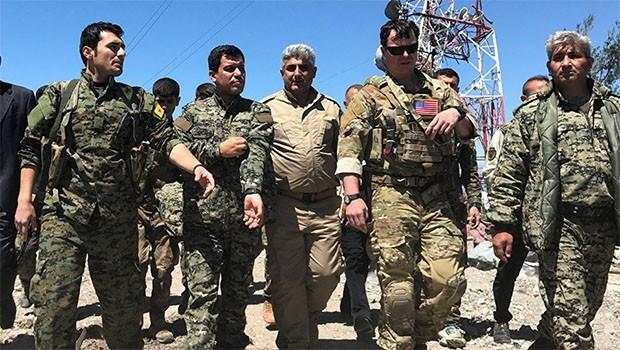Hevpeymaniya Navdewletî: Dê YPG herêma Firatê bernede
