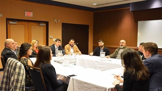 Ji Kanadayê banga Efrînê: Em ji nêz ve dişopînin