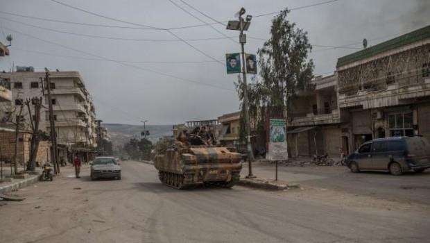 Sûriye xwest ku Tirkiye derhal ji Efrînê derkeve