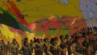 PKK hêzên xwe ji Şingalê vedikşîne