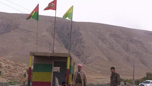 Li Şingalê 7 çekdarên nêzîkî PKKê ji aliyê hêzên Iraqî ve hatin girtin!