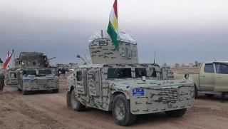 Amerîka û Herêma Kurdistanê li hev kir û Pêşmerge vedigere Kerkûkê