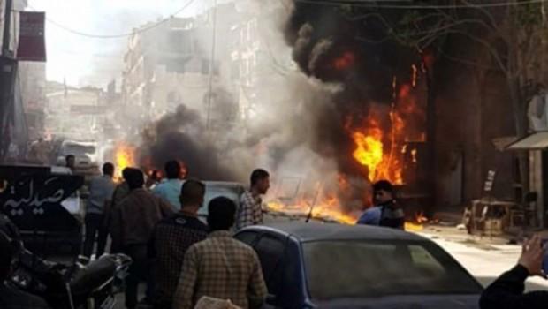 Li El Babê êrîşeka bombeyî