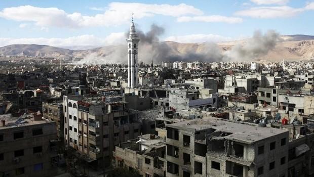 Artêşa Sûriyeyê kontrola Xûtaya Rojhilat bi dest xist