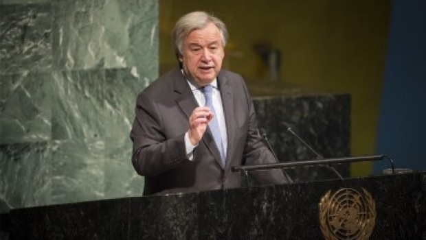 Guterres: Sedema pirsgirêkan pirsa Kurd e