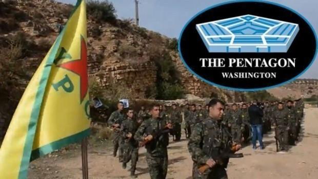 Pentagonê di budceya Amerîkayê ya sala 2019a de ji bo YPGê piştgirî xwest